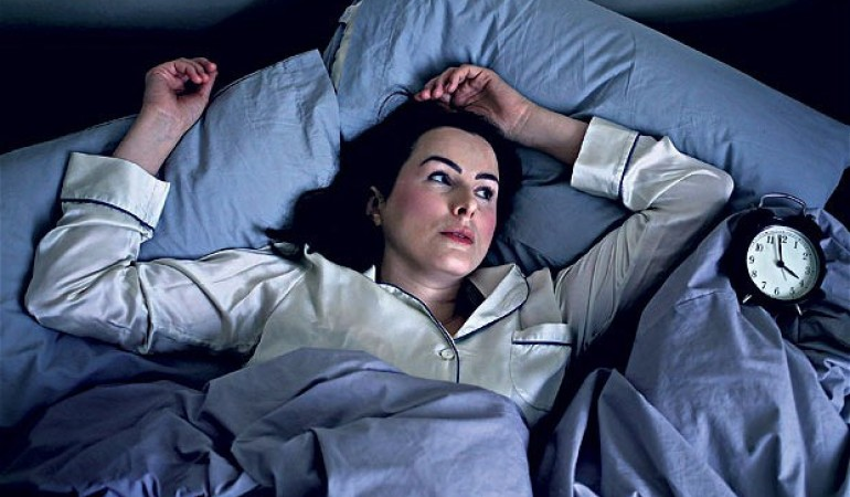 terapi insomnia susah tidur